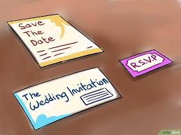 cara membuat surat undangan pernikahan sendiri cara membuat undangan pernikahan wikihow