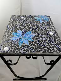 Mosaic Patio Tables Likable Mosaic Table And Chairs Outdoor 2mwo Cnxconsortium Org