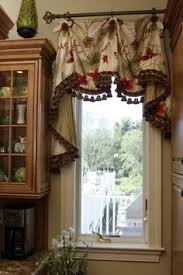 Kitchen Valance Curtains by Top Your Windows With These Valance Window Treatment Ideas