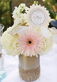 jar centerpieces for baby shower baby shower ideas with jars ba shower ideas with jars