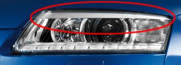 audi rs6 headlights modding 4f c6 5 headlights to rs6 look can it be done