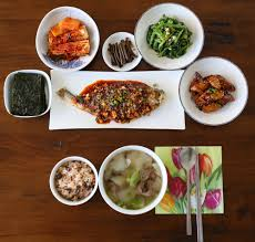 Table Setting by Korean Table Setting Cooking Korean Food With Maangchi