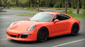 porsche 911 orange gorgeous 2016 lava orange porsche gts rare cars for sale