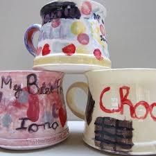paint your own handmade mug by the handmade mug company