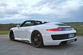 porsche gemballa gemballa presents porsche gt cabrio at the tuning world bodensee