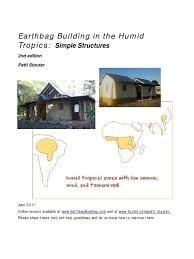 earthbag building in the humid tropics 2nd ed soil manmade