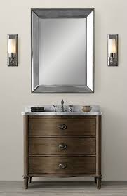 Restoration Hardware Bathroom Mirrors Awesome Bathroom Remarkable Restoration Hardware Bath Mirrors 58
