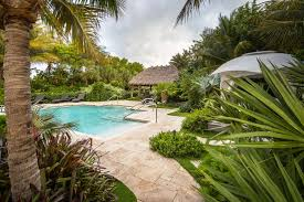 covered outdoor seating ocean house resort islamorada fl craig reynolds landscape