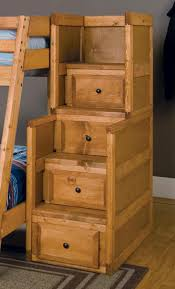 Bunk Bed With Dresser Bedroomdiscounters Bunk Beds Wood
