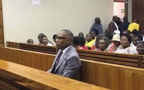 Seeking In Gauteng Gauteng Eff Seeking Review Of Mduduzi Manana S Sentence