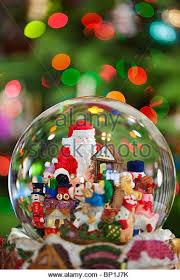 a christmas snow snow globes stock photos snow globes stock images alamy