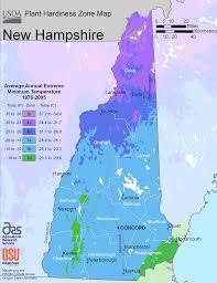 Growing Zone Map New Hampshire Plant Hardiness Zone Map U2022 Mapsof Net