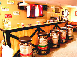 great basement bars designing a basement bar great basement bar