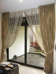 window window treatments ideas office and curtain fabric covered