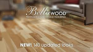 Scratch Resistant Laminate Wood Flooring Bellawood Fall Winter Youtube