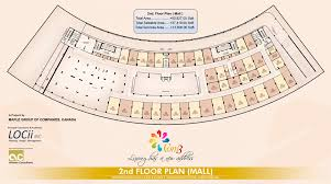 floor plan of a shopping mall com3 apartments duplexes and shopping mall dha today