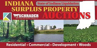 Buds Auction Barn Schrader Real Estate And Auction Co Land Auction Marketing