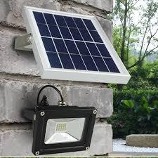 solar powered led outdoor garden lights home design
