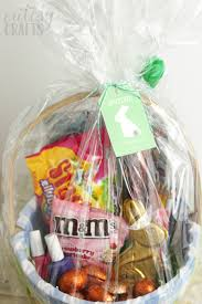 easter basket for easter basket for with printable easter tags cutesy crafts