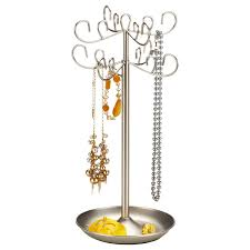 umbra expandable jewelscope jewelry tree the container store