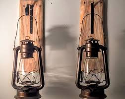 Lantern Wall Sconce Large Rustic Lantern Wall Sconce Blue Ocean Lighthouse