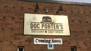 insider doc porter u0027s distillery will open november 6 view tour