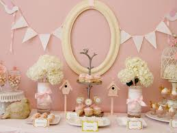 Baby Shower Table Centerpiece Ideas Cheap Table Decorations For Baby Shower Interior Home Tips At