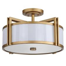 Ceiling Mounted Lights Safavieh Ceiling Lights Lighting U0026 Ceiling Fans The Home Depot