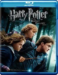 Harry Potter y Las Reliquias de la Muerte – Parte 1 [BD25]