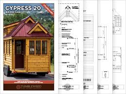 tiny house building plans cypress 20 building plans tumbleweed houses