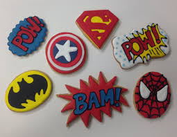 superhero birthday cakes cakes by robin
