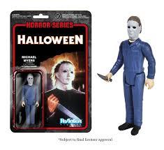 halloween figurine amazon com horror classics michael myers funko reaction