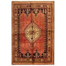 vintage graphic gabbeh rug at 1stdibs