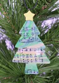 musical music christmas tree theme all things christmas