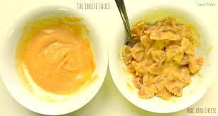 10 minute u0027cheese u0027 sauce stove top mac and cheese low fat