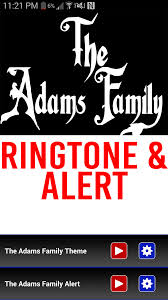 amazon com the addams family theme ringtone appstore for android