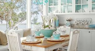 dining top interesting beach house dining table centerpiece