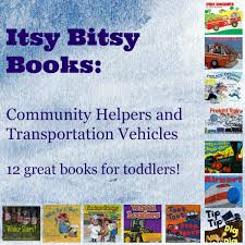 transportation and community helpers itsybitsymom