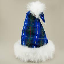 blue santa hat donner green velvet reversible santa hat retired hoho hats