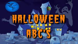 halloween abc u0027s scary alphabet spooky phonics