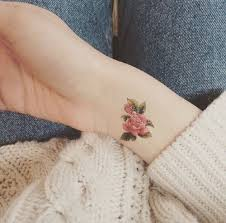 картинки по запросу light pink rose tattoo tattoos pinterest