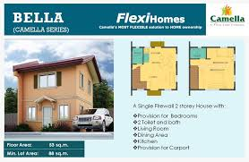 house and lot for sale in valenzuela city camella homes verra