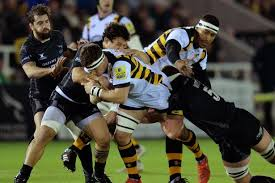 wasps to play waiting as their enforcer is ruled out for five