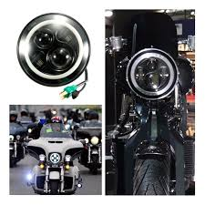 led lights for motorcycle for sale led halo headlights sale 7 motorcycle car h4 h13 led headlight