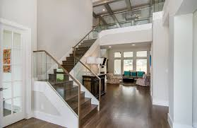Fer Forge Stairs Design Dallas Staircase Ideas Designs U0026 Remodel Photos Houzz