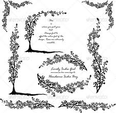 Designs For Decorating Files 6 Wild Rose Design Elements And Page Decorations By Mhasselbladwork