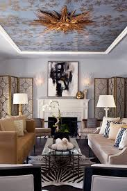 Transitional Decorating Style Photos - amazing coral architectural products decorating ideas for living