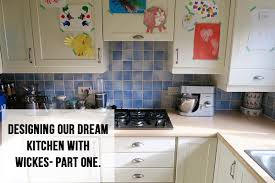 Wickes Kitchen Designer Designing Our Dream Kitchen With Wickes Part 1 Youtube