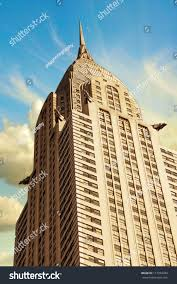 new york city mar 6 chrysler stock photo 117932449 shutterstock