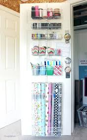 door wrapping paper wrapping paper storage door rack photo organizing product wall